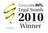 Corporate International Magazine Global's Award