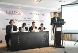 Leadco organized  Seminar on Resolving Commercial Disputes through International Arbitration